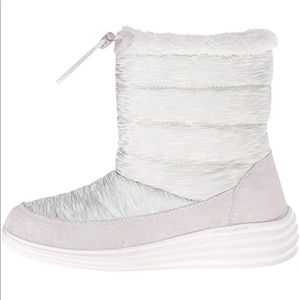 Skechers Shoes - Skechers Air Cooler Memory Foam Snow Winter Boots